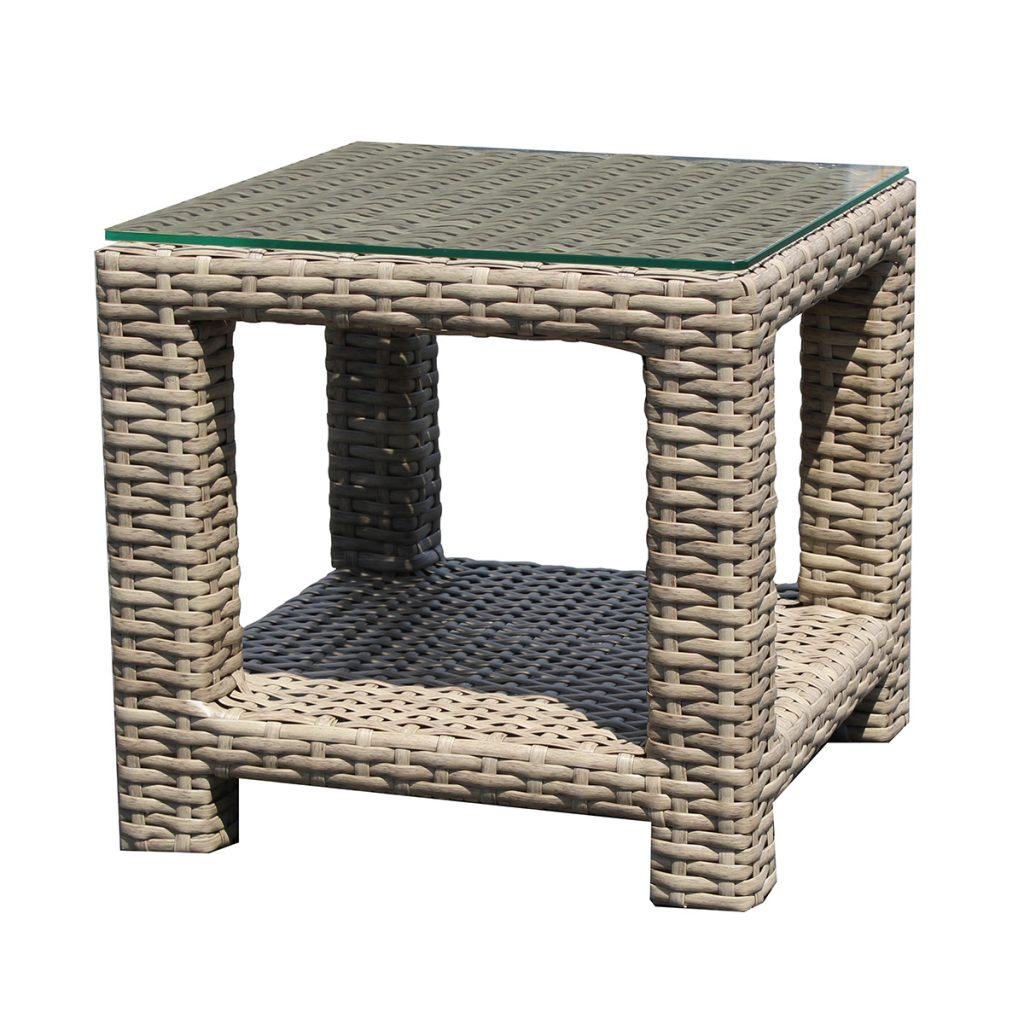 Merveilleux End Table NC4331ET Size: 20u201d X 20u201d X 21u201d Ht